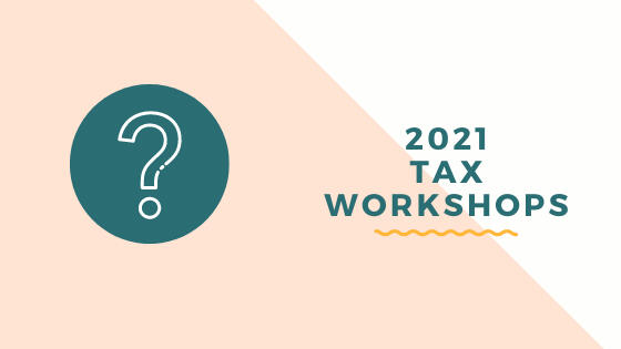 2019 Tax Workshops For Seniors